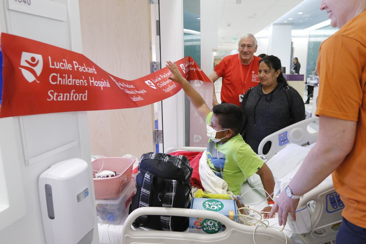 PHOTOS: New Lucile Packard Children's Hospital Stanford