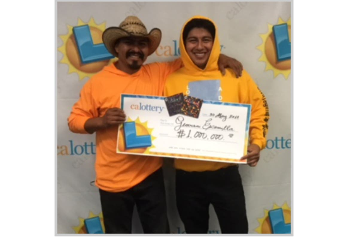 CA Lottery: Gilroy College Student Wins $1 Million | Gilroy