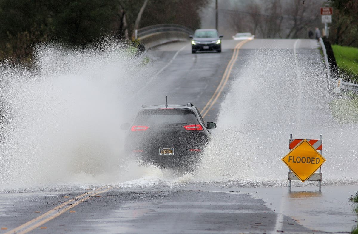 Napa County Storm Coverage: Flood Warning, Road Closures, Outages