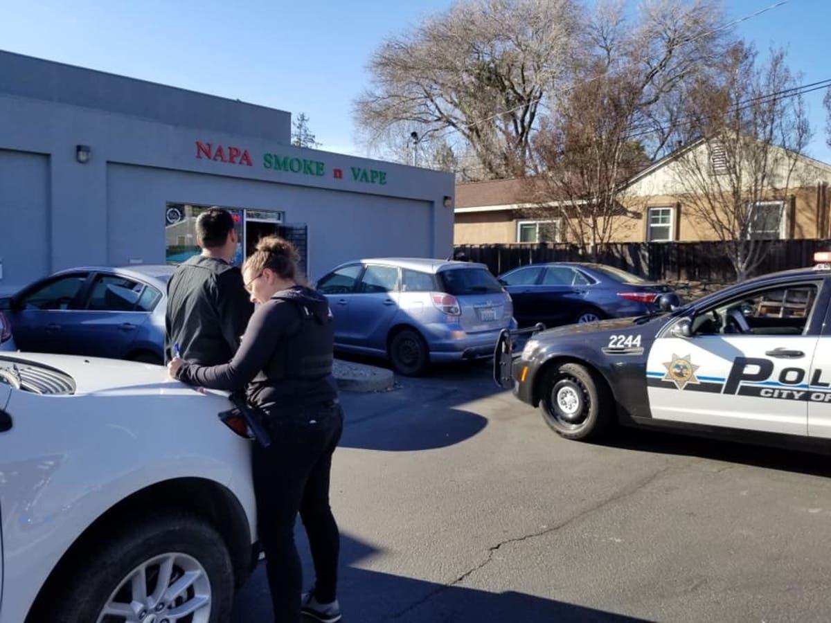 Napa Vape Shop Shut Down Following Lengthy Investigation: NSIB