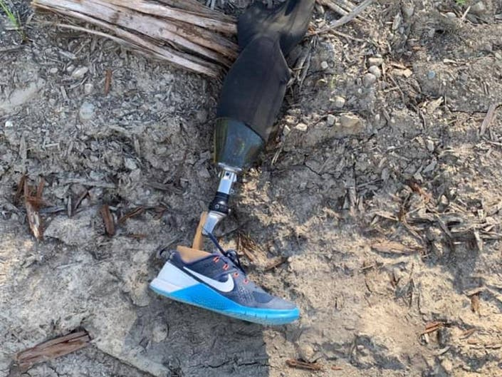 Lost Leg Returned; Boy Scout Sex Abuse Accusations: Patch PM