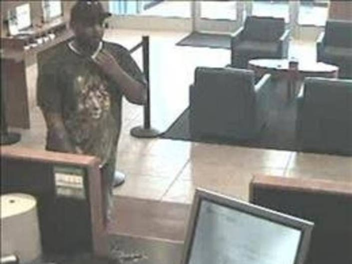 Benicia Bank Robber Sought By Police
