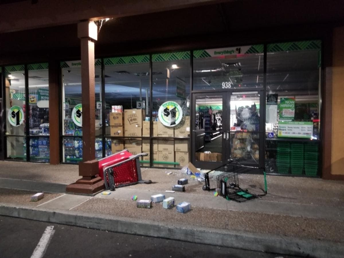 Vallejo Under Citywide Curfew After Protests, Looting
