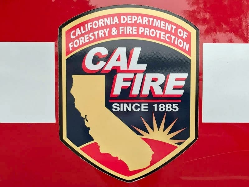 Mark West Springs Fire Quickly Contained