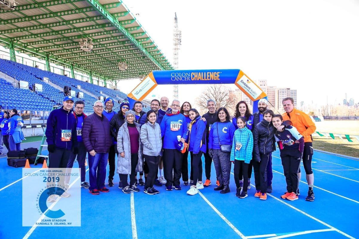 Mar 29 The 17th Annual Colon Cancer Challenge New York City Ny Patch