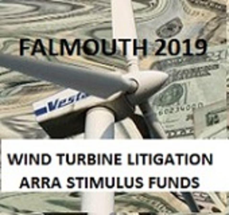 Falmouth Wind Turbine Litigation 2019 | Falmouth, MA Patch