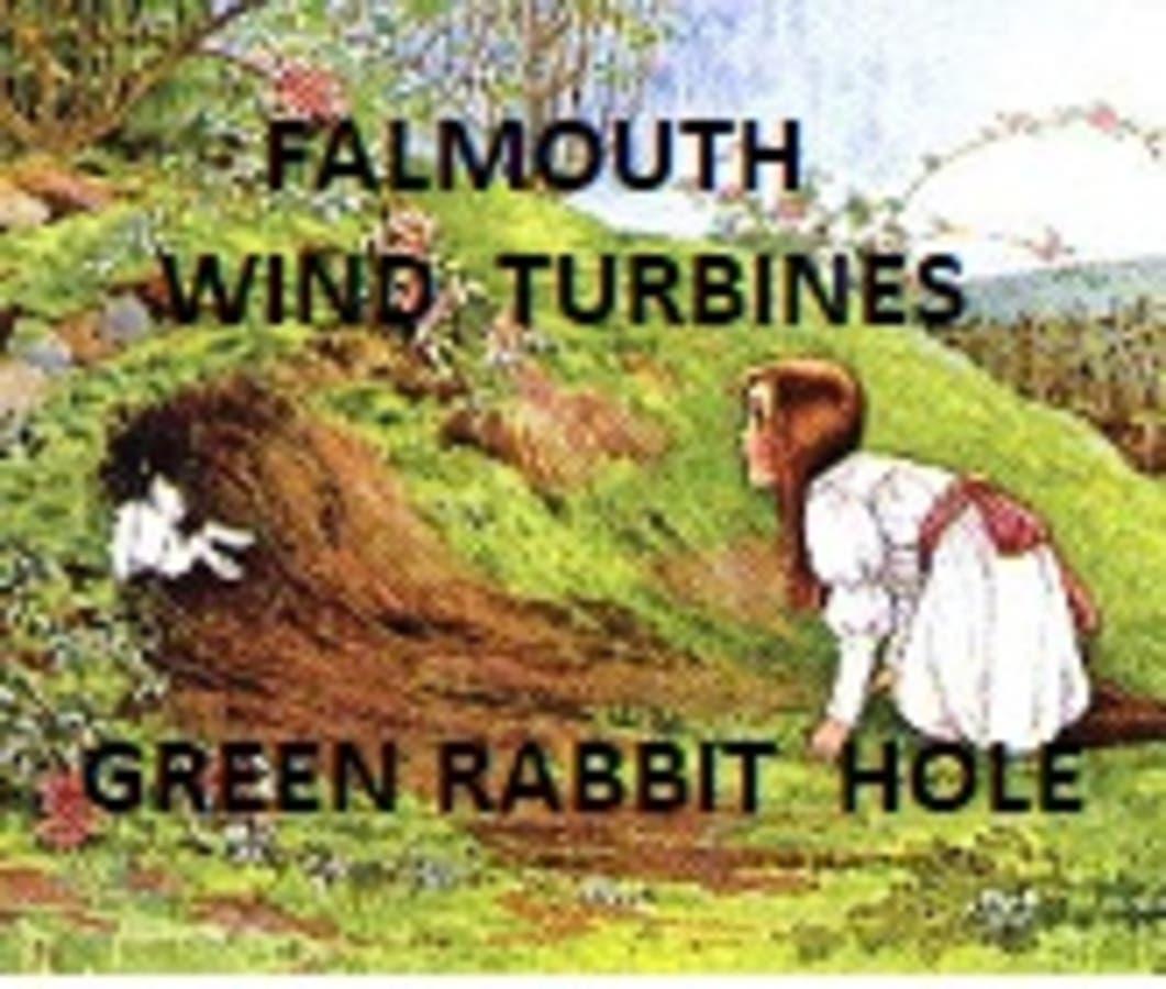 Falmouth Wind Turbine RFP: A Green Rabbit Hole | Falmouth