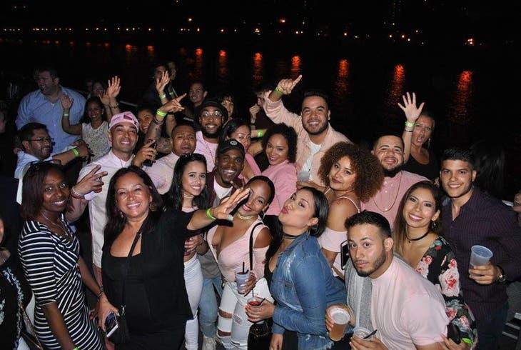Manhattan Hip Hop vs. Reggae® Midnight Cabana Yacht Party