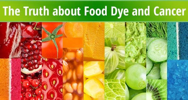 Food Dyes & Cancer | Ramsey, NJ Patch
