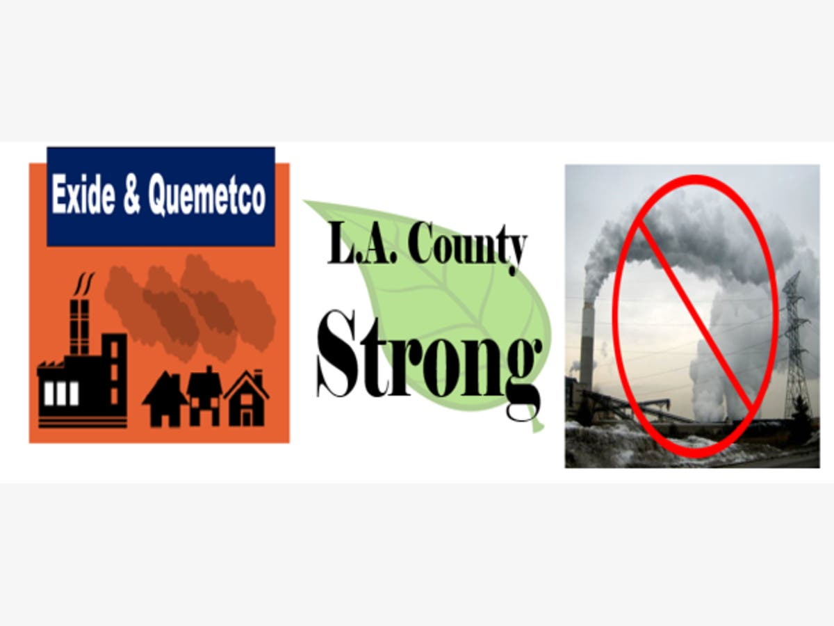 Is the Quemetco Plant in Industry the Next Exide-Vernon