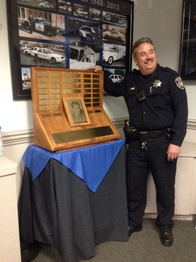 Police Fund For Family Of North Bay Officer Killed in I-80
