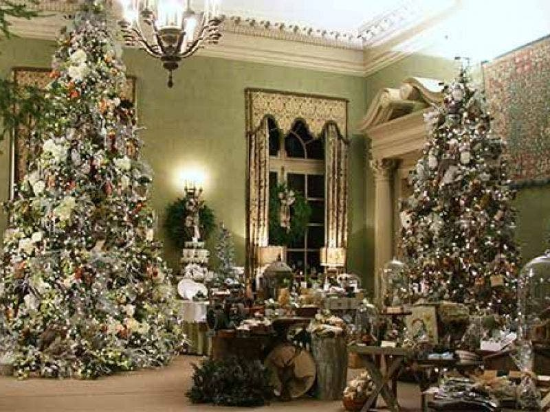 Filoli Christmas 2019 Tickets Go On Sale Soon For Filoli Estate's 'Holiday Traditions