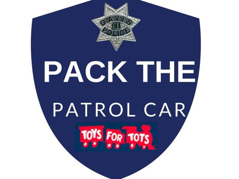 Davis Pd Collecting Toys For Tots Today At Target