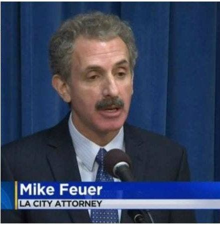La City Attorney Denied Security Clearance At Lax