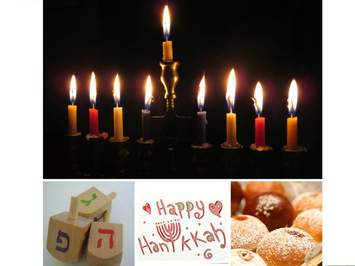 Menorah Lightings Hanukkah Celebrations Orange County