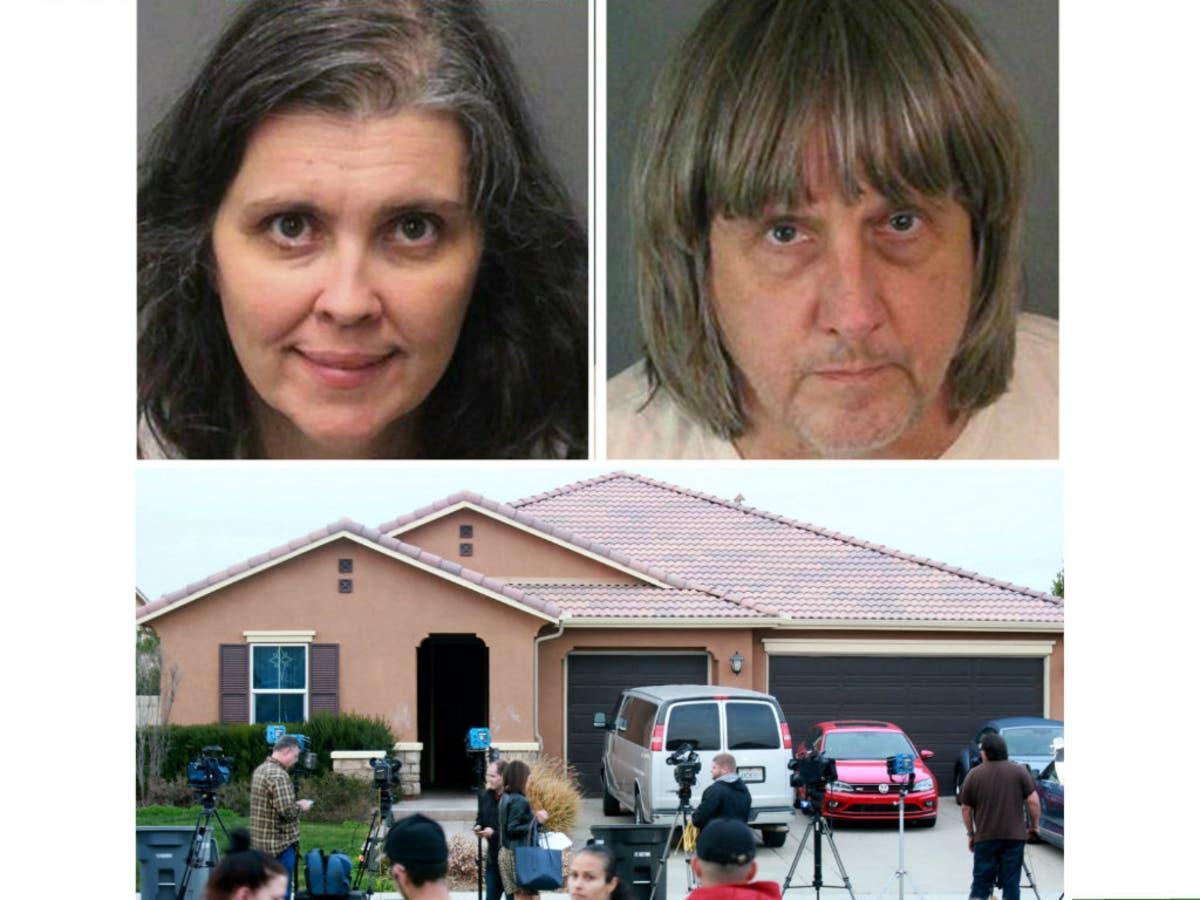 Perris 'House of Horror' Parents Plead Not Guilty | Murrieta