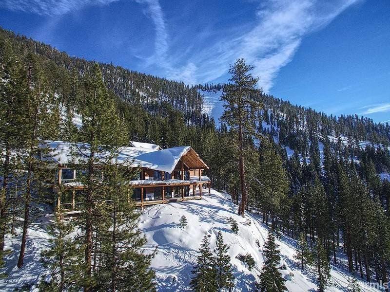 Gunbarrel Lodge: Pinnacle Of Mountain Living In Lake Tahoe