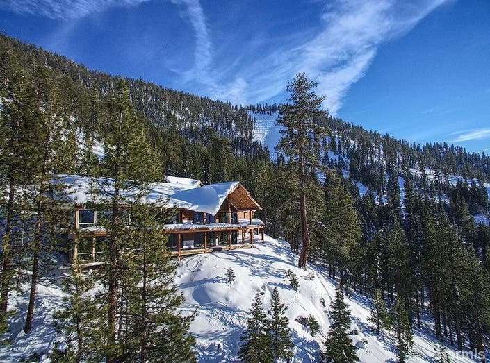 Gunbarrel Lodge: Pinnacle Of Mountain Living In Lake Tahoe