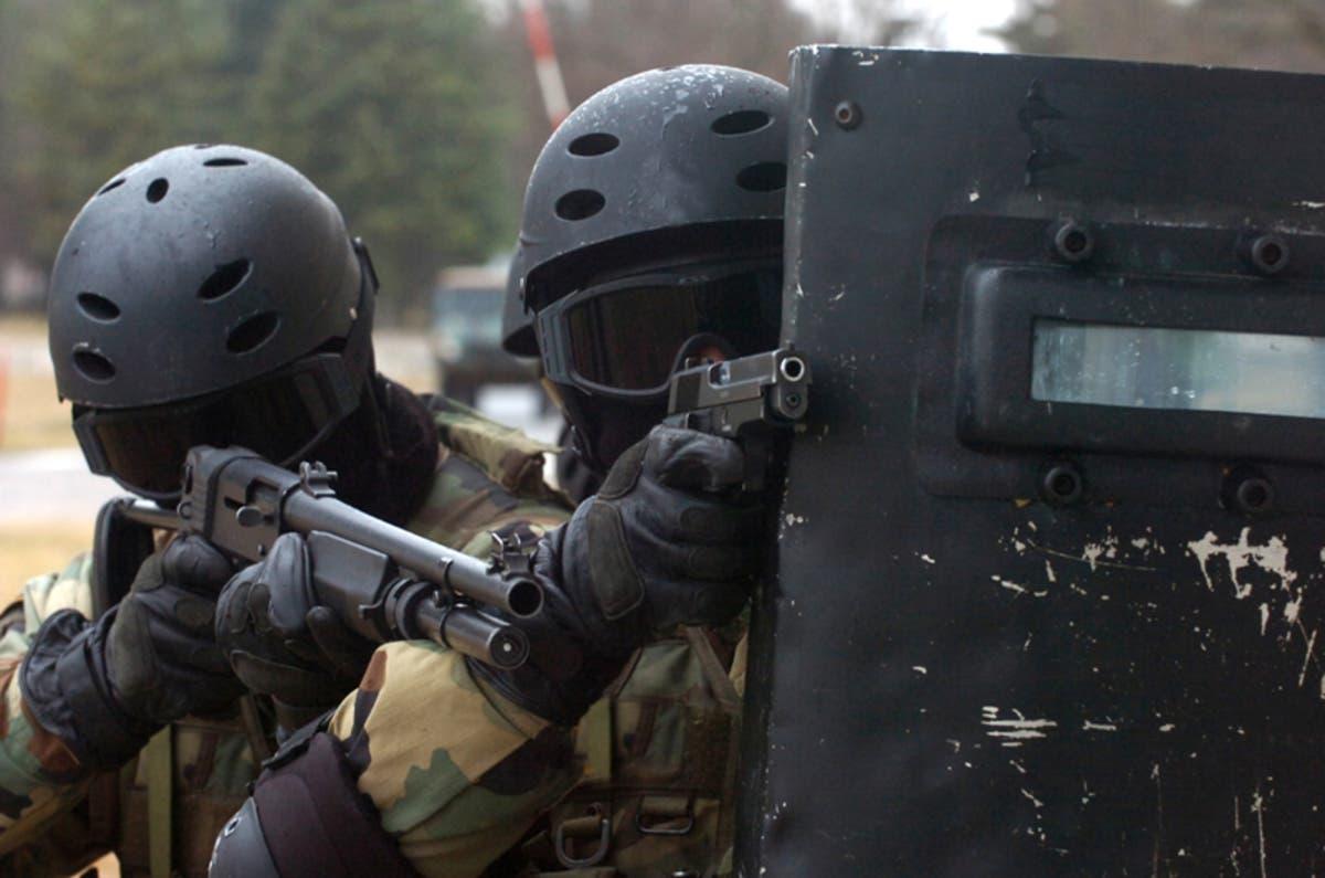 Tactical Training Underway At Petaluma School | Petaluma, CA Patch