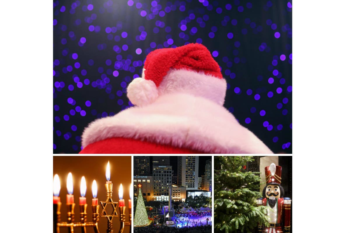 731c11823 Holiday Tree Lightings, Parades & Events: SF Bay Area 2018. Guide to  Christmas concerts, Nutcrackers ...
