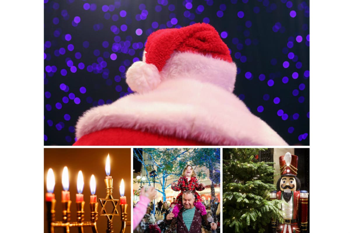Holiday Tree Lightings Parades Events L A County 2018 Los