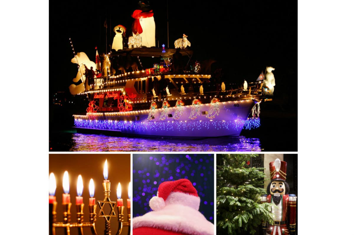 Holiday Tree Lightings Parades Events O C 2018 Orange