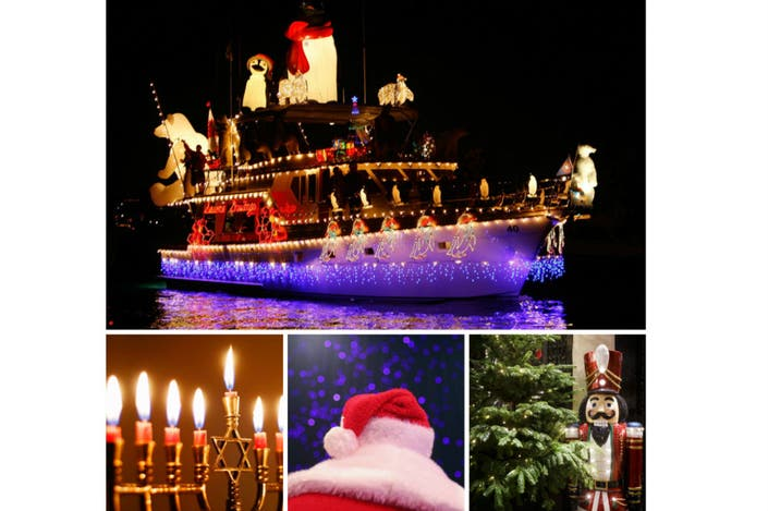 Tree Lightings Parades Events O C