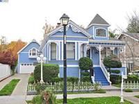 Peek Inside 1st Street Victorian For Sale In Pleasanton