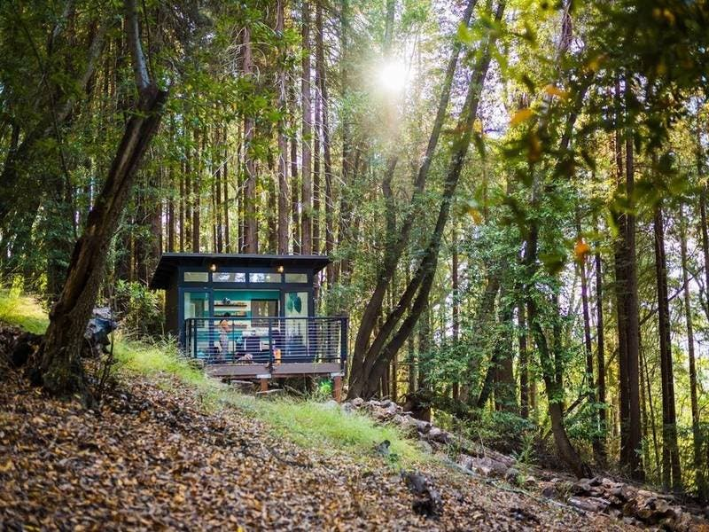 Little Office In The Woods For Sale In San Rafael San