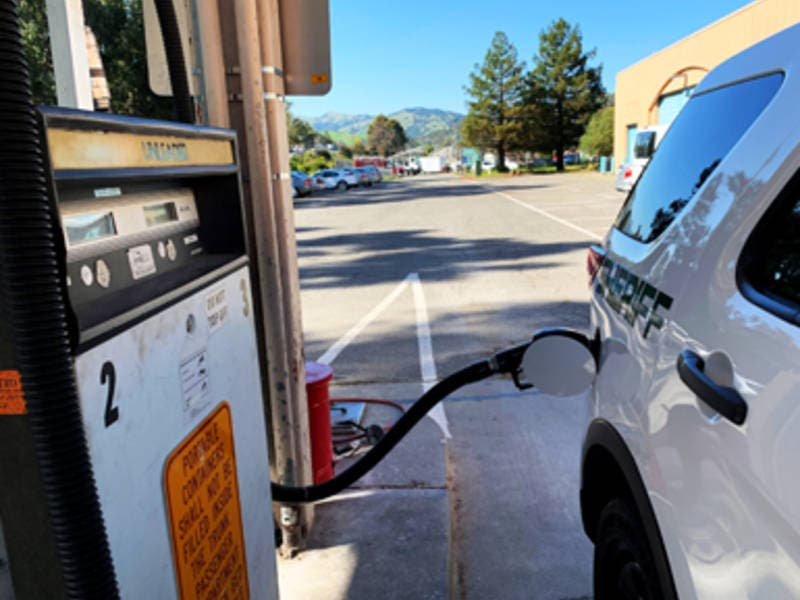 Marin Co. Fleets Fuel System: Changes Are A-Comin