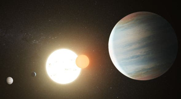 SDSU Astronomers Make Planet Discovery