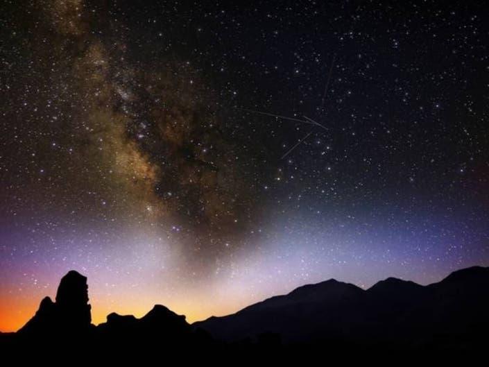 Lyrid Meteor Shower Peak: How To See It In San Diego County