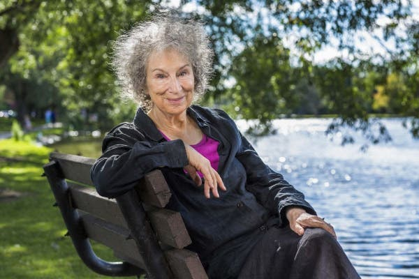 Novelist Margaret Atwood: Curran's SHOW & TELL 2019: SF