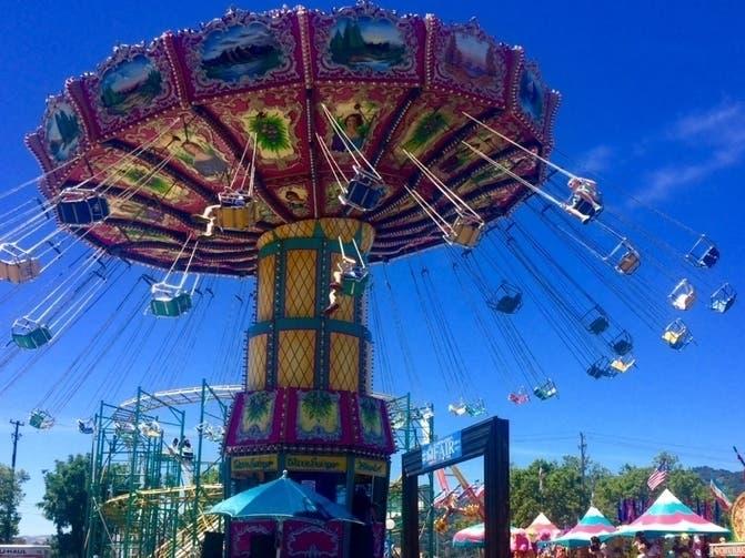 County Fair; Cherry Festival; Pier Spin-A-Thon: SoCal Weekend