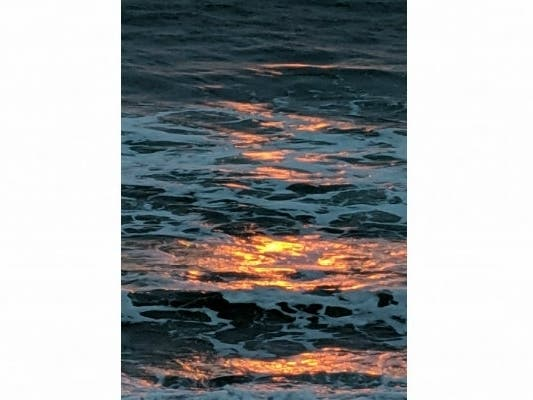 Sunset Reflections: Pacifica Photo Of The Week