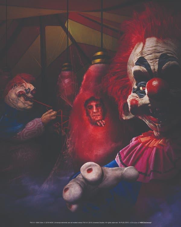Universal Studios Halloween Horror Nights 2019.Sep 13 Open Halloween Horror Nights 2019 Universal Studios