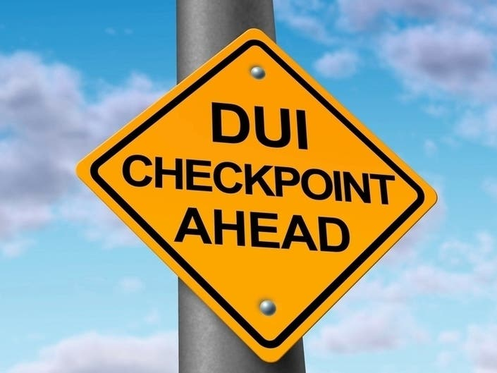 Weekend DUI Checkpoint Planned On Peninsula