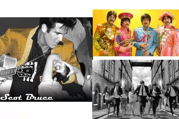 Beatles vs. Elvis Showdown Battle: Temecula