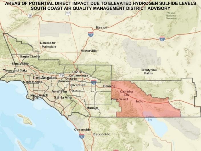 The Stink Goes On: Salton Sea Odor Advisory Extended