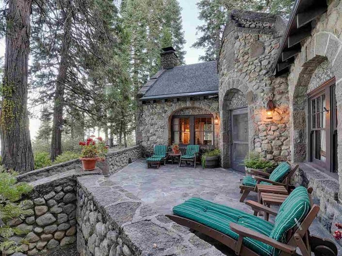 Grandeur Of Old Tahoe: Estate On Market In Homewood