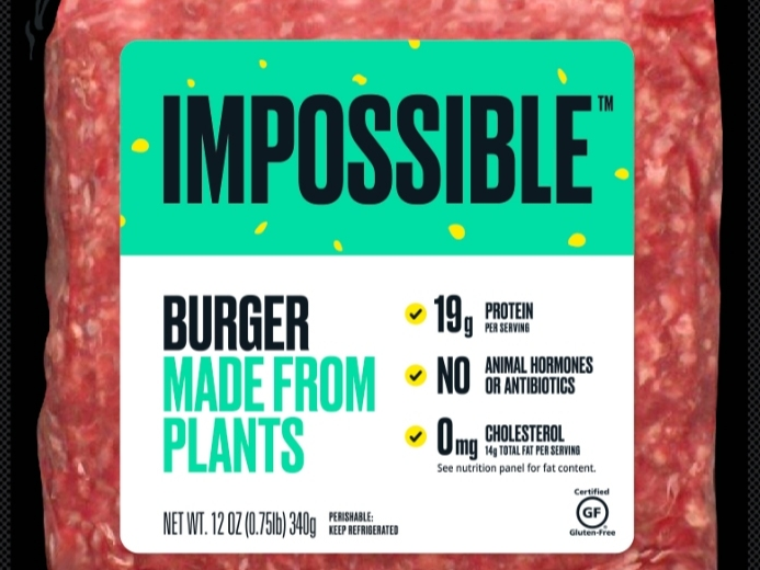 Impossible Burger: Now At A Supermarket Near You