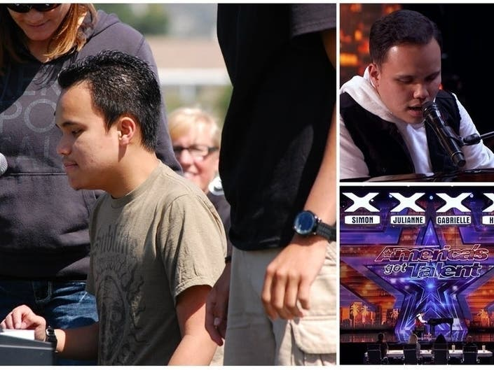 Blind, Autistic RivCo Inspiration Wins Americas Got Talent