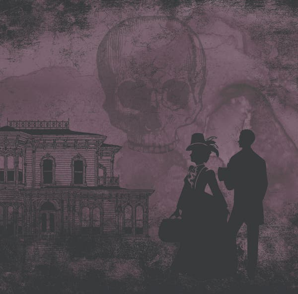 'Murder in Old Oakland' Camron-Stanford Mystery Game: Oakland