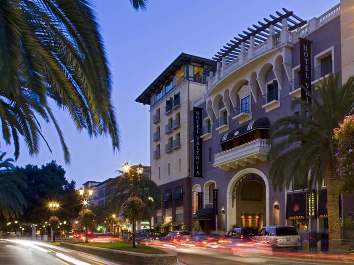 Silicon Valley Hotels Among Top in NorCal