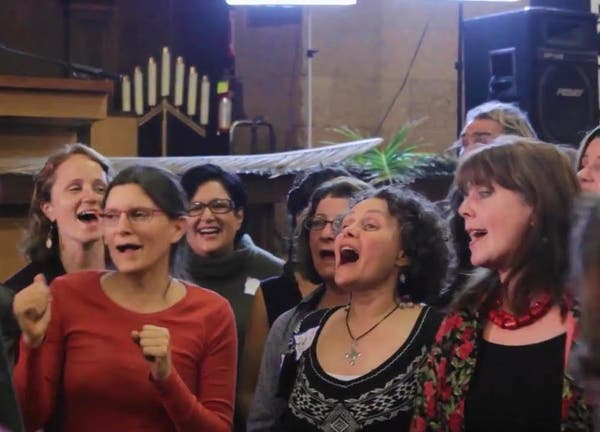 OneVoice CircleSingers' 'Sing For Your Life!' 2019: Oakland