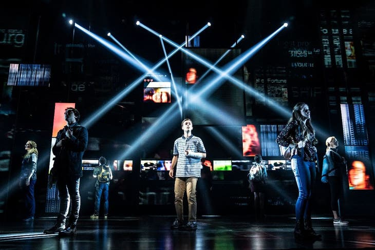 'Dear Evan Hansen' 2020: Performing Arts Center, San Jose