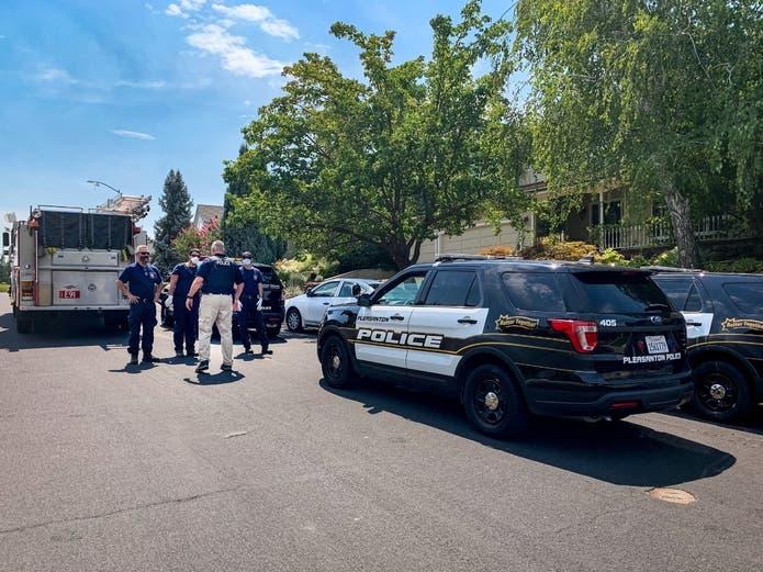 Home-Surveillance Video Leads To Backyard Prowler Arrest
