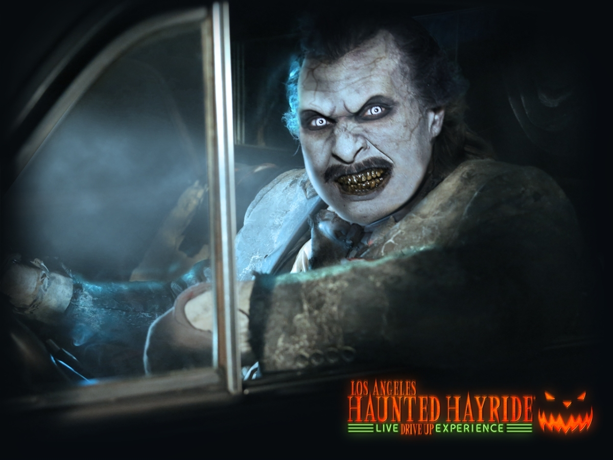 Halloween 2020 Composers Griffith Park's 'Haunted Hayride' Plans 'Drive Up' Scare For 2020