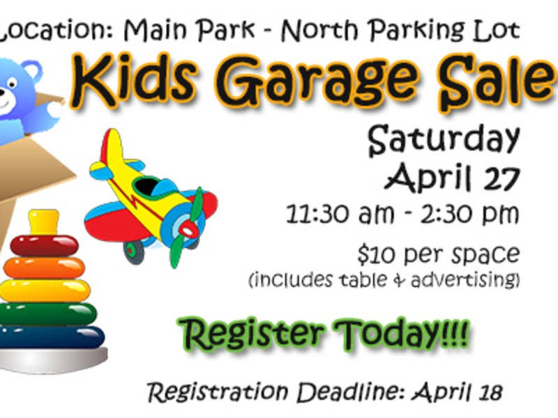 eaf336eaf Kids Garage Sale | Frankfort, IL Patch