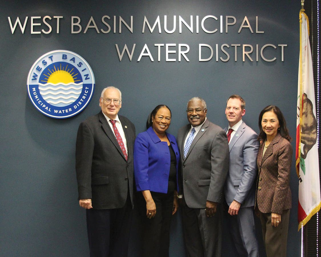 West Basin Board Of Directors Selects Officers For 2018 Redondo Beach Ca Patch